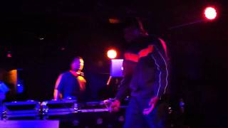 DJ Gets Owned by KRS-ONE for Laying Down Wack Beats!