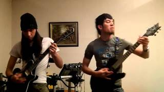 "Killswitch Engage ""The Turning Point"" Dual Guitar Cover"