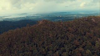Travel Video - Mt. Pinagbanderahan, Atimonan, Quezon Province, Philippines
