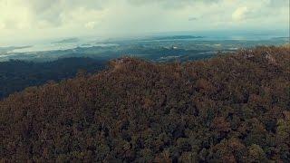 Travel Video - Mt. Pinagbanderahan, Atimonan, Quezon Province, Philippines