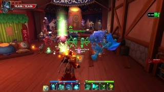 Dungeon Defenders II: Hypno Abyss Lord