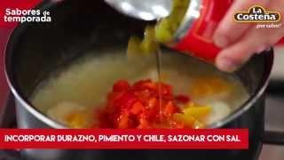 Lomo De Cerdo En Salsa De Durazno - La Costeña®