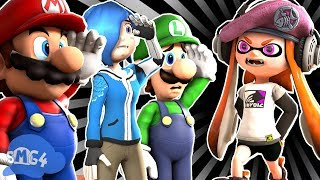 Download Video SMG4: Meggy's Bootcamp MP3 3GP MP4
