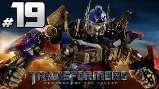 Transformers Revenge Of The Fallen - Autobot Campaign - Part 19 - Devastator Battle!
