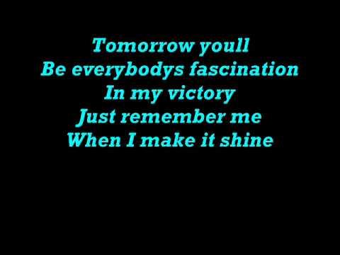 Victoria Justice - Make It Shine ( Pilot ) lyrics