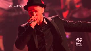 Justin Timberlake - Only when i walk away (live HD)