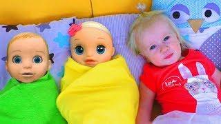 ¿Estás durmiendo, hermano Juan? | Canción Infantil | Canciones Infantiles con Katya y Dima