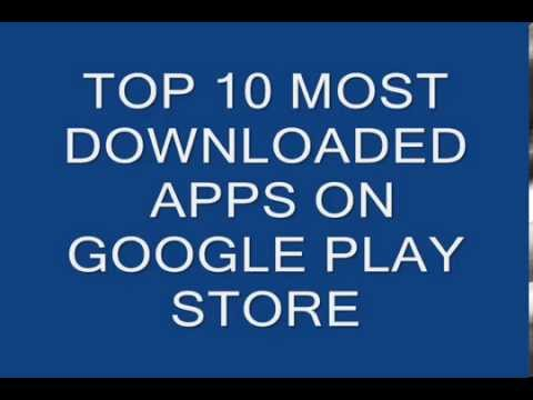 most popular app on play store