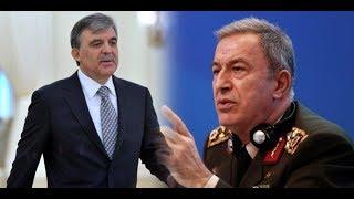 Temel Karamollaoğlu açıklıyor: Hulusi Akar'ın Abdullah Gül ziyaretinde neler oldu?