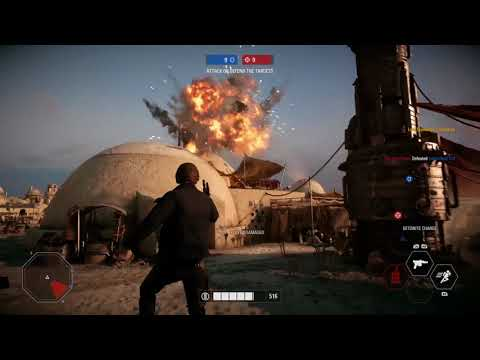 EPIC! Battlefront 2 - 6/5/18