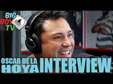 Download Oscar De La Hoya FULL INTERVIEW   BigBoyTV