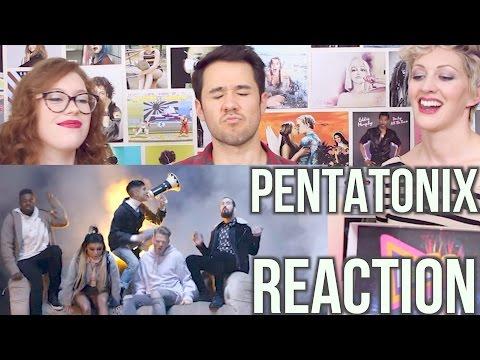 PENTATONIX - Bohemian Rhapsody - REACTION