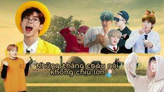 (Film BTS+SeungWoo~Hài) •Những thằng cháu nội không chịu lớn•