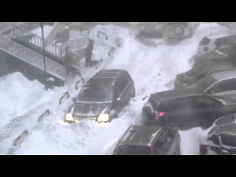 Владивосток, откапываемся