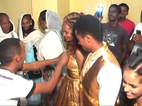 Yonas kbra wedding