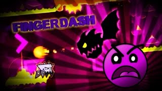 YA EN ANDROID!! Fingerdash by RobTop (Insane 2 coins) - Geometry Dash 2.1 | Glack