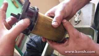 Будьте внимательны при замене топливных фильтров на Opel Vivaro 2.0 CDTi