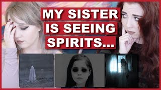 Gambar cover My Sister Is Seeing Spirits...