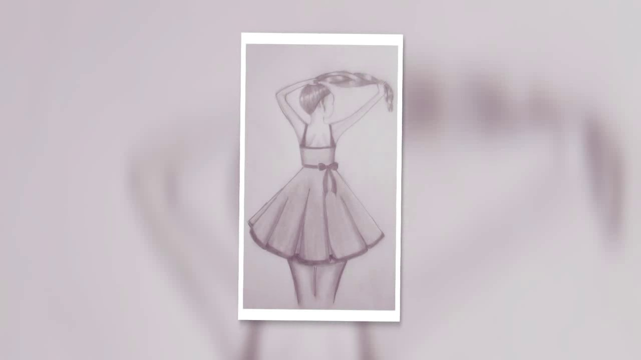I tried to recreate drawings from Farjana drawing academy ...