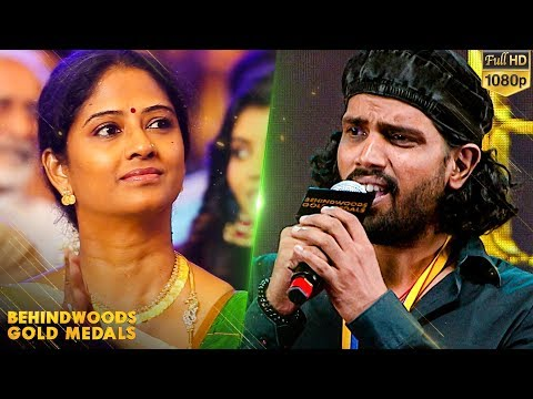 Kannamma - Beautiful Live Performance by Singer Pradeep - KAALA