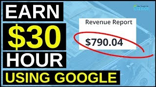 Earn $30 An Hour Using Google 🔥 MAKE MONEY ONLINE 🔥