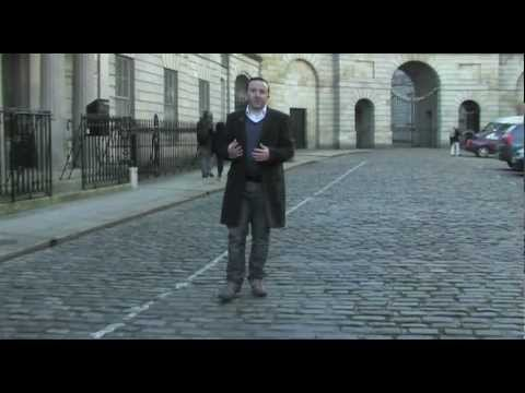 Epic Dublin | Henrietta Street - History, Architecture, Movies and TV Shows