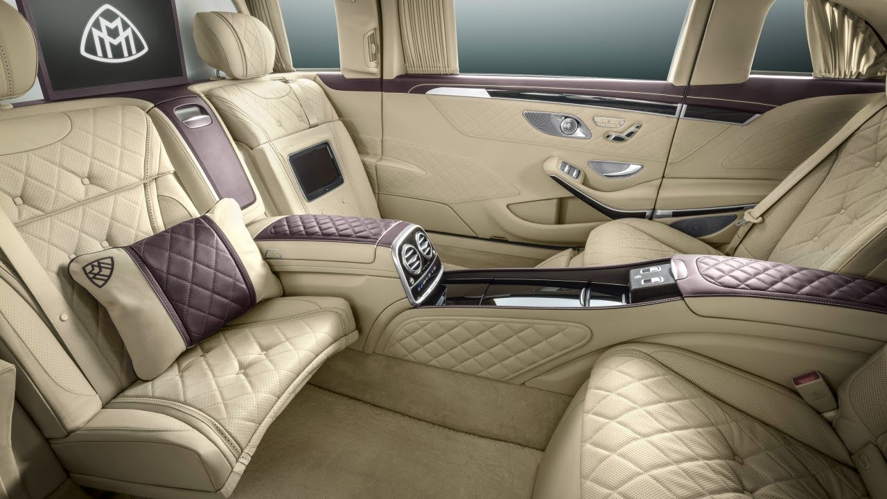 2018 Mercedes Maybach S600 Pullman Review Interior