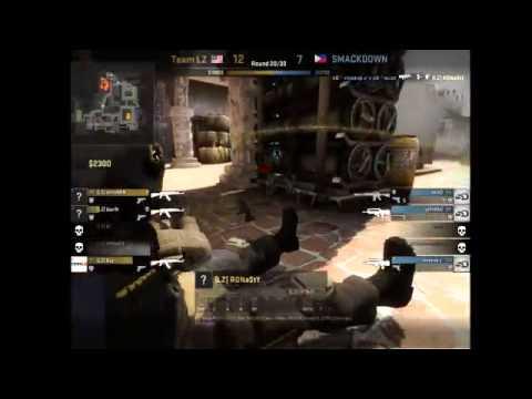 [CS:GO] Smackdown (Philippines)  vs Team LZ (Malaysia) [MSI BEAT IT SEA QUALIFIERS]
