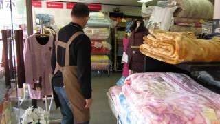 熊本県人吉市のフカミ寝具 店内案内