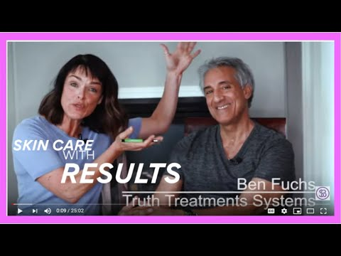 DOES YOUR SKIN CARE GIVE YOU THE RESULTS YOU WANT?? AMAZING INTERVIEW WITh BEN FUCHS!