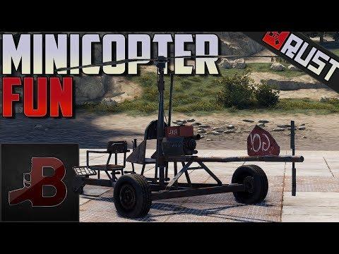 Minicopter Fun! - Rust thumbnail