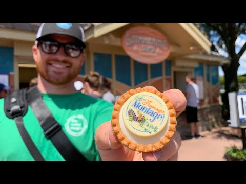 Cheese Trail At Epcot Food And Wine Festival | Emile's Fromage Montage
