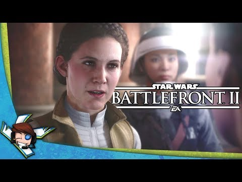 STAR WARS BATTLEFRONT 2 #6 : La princesse Leia