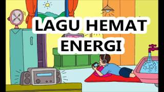 LAGU MENGHEMAT ENERGI - KELAS 3 SD K13