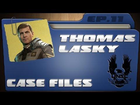 Character Case Files: Thomas Lasky