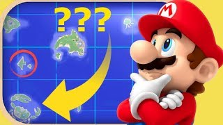 What Are The Other Islands SOLVED? Mario Sunshine + Odyssey Mystery!