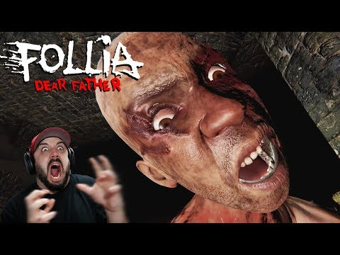 THIS GAME HOLDS THE WORLD RECORD FOR BEST JUMP SCARES | Follia | FULL GAME