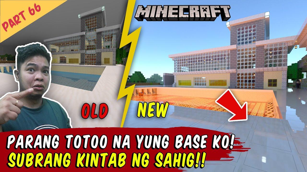 Download Naging Totoo Base ko sa Minecraft! - Minecraft Part 66