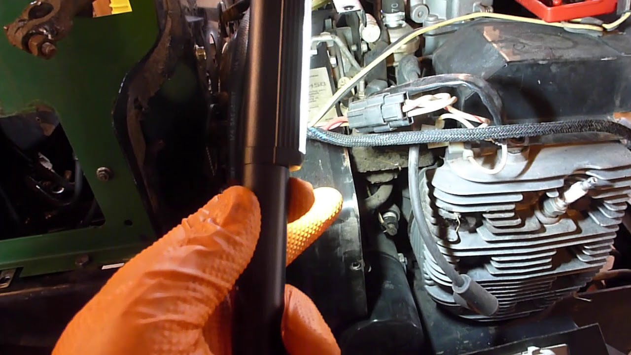 small resolution of john deere 318 project part 8 fuel lines