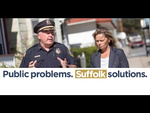 Suffolk Solutions: Body Cameras for Police Officers