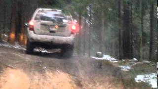 jeep wj 4 0 and 4 7 v8 off road