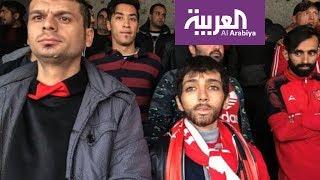 صباح العربية | إيرانية بزي رجل في ملعب كرة القدم