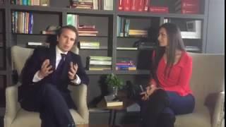 Santiago Martinez habla de su participación en el Congreso Acoset 2017