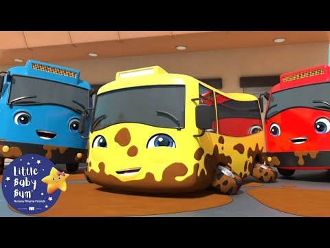Carwash Song | BRAND NEW | Little Baby Bum | Cartoons And Kids Songs | LBB | Songs For Kids