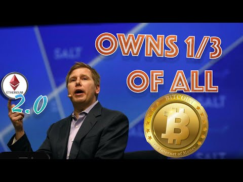 Barry Silbert's Company OWNS 33% Of ALL BITCOIN Minted Over The LAST 3 MONTHS! MASSIVE Accumulation!
