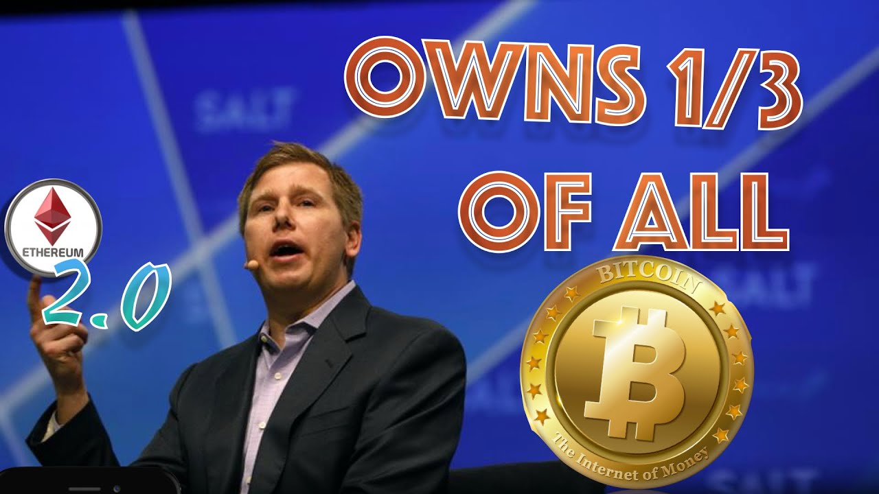 Barry Silbert's Company OWNS 33% of ALL BITCOIN Minted Over the LAST 3 MONTHS! MASSIVE Accumulation! 9