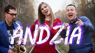 SYLWIA I TOMEK - ANDZIA !!!  NOWOŚĆ 2015 (Oficjalny Teledysk)
