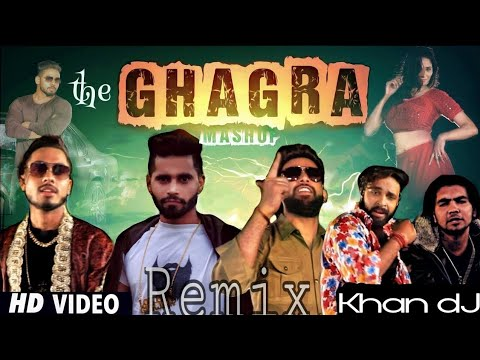 The Ghagra Mashup BrazIL Mixx(Full Dance mIxx)