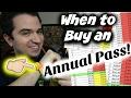 When to Buy an Annual Pass   Walt Disney World