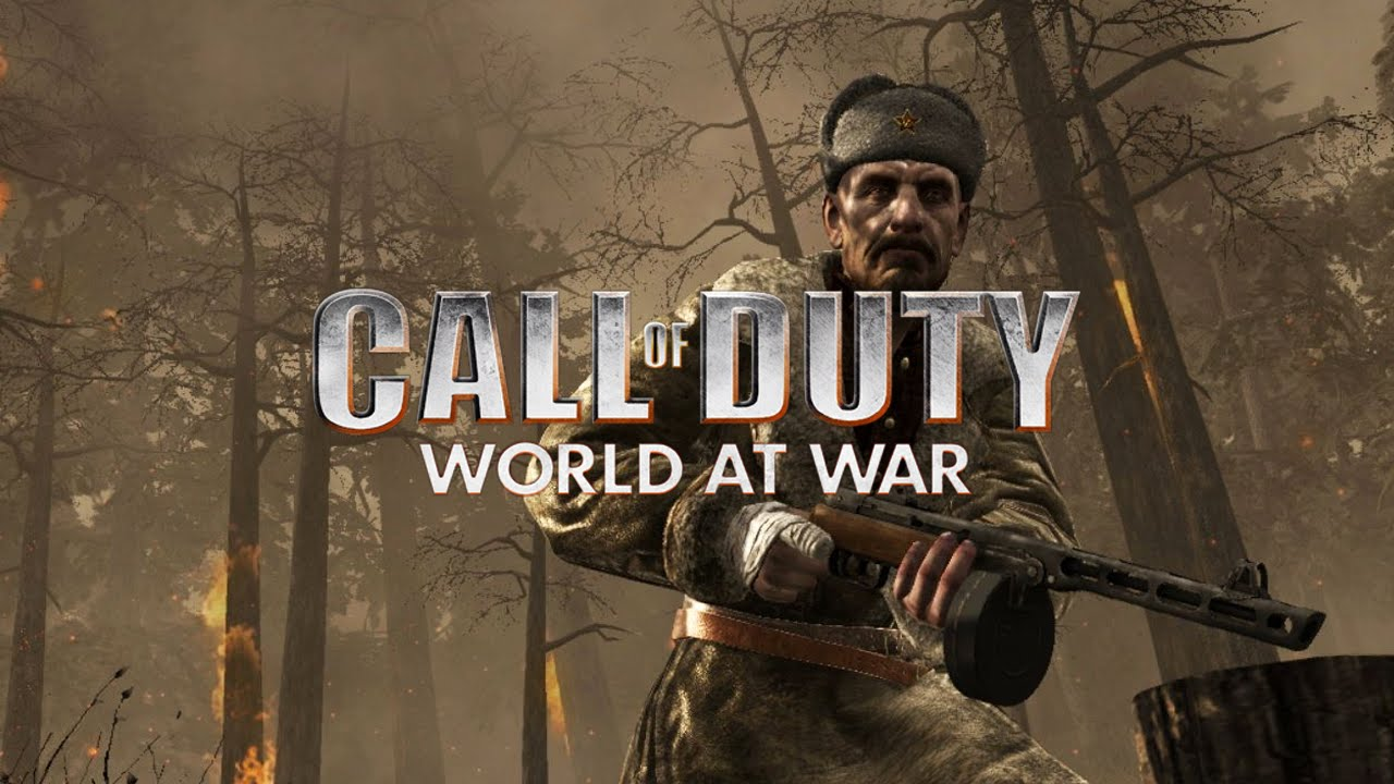 Call of Duty: World at War - PS3- Multiplayer - Upheaval ...